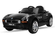 Voiture enfant électrique BMW Z8 noir