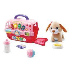 Vtech baby - mon p'tit chien et sa box magique