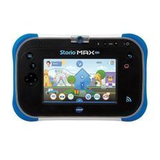 VTECH - Console Storio Max 2.0 5 Bleue - Tablette Éducative Enfant 5 Pouces
