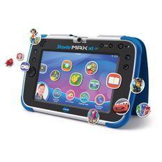 VTECH - Console Storio Max XL 2.0 7 Bleue - Tablette Éducative Enfant 7 Pouces