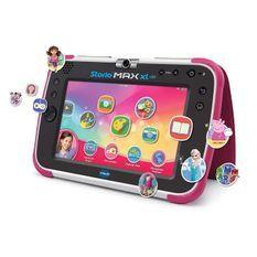 VTECH - Console Storio Max XL 2.0 7 Rose - Tablette Éducative Enfant 7 Pouces