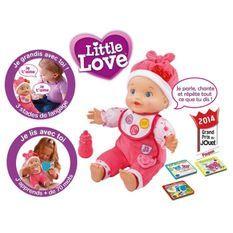 VTECH Little Love Mon apprend à parler