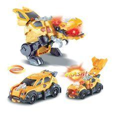 VTECH - Switch & Go Dinos Crash - Zyrex, Le T-Rex