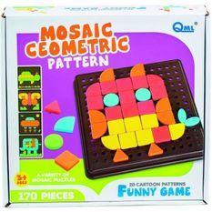 WDK Mosaique géométrique - 170 pieces