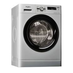 WHIRLPOOL - FFS9248SBFR - Machine a laver Posable Front FRESHCARE 9 kg 1200 trs A+++ SILVER