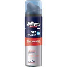 WILLIAMS Gel a raser Peau sensible - 200 ml