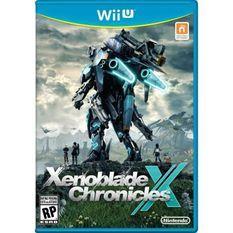 Xenoblade Chronicles X Jeu Wii U