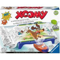 Xoomy maxi avec rouleau - Ravensburger - Loisirs créatifs - Atelier a dessins - Coffret maxi format - Des 6 ans