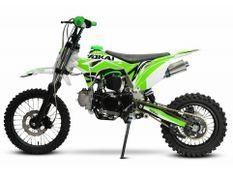 Sporting 110cc automatique vert 12/10 Moto cross enfant
