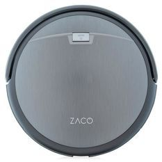 ZACO 501730 Robot Aspirateur A4s - Autonomie 140min - Réservoir 450ml - Puissance 22W