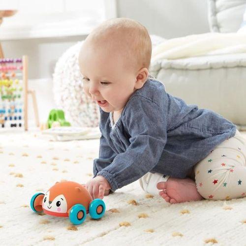 FISHER-PRICE Mes Copains Pop & Roule Renard - 9 mois et + - Photo n°3; ?>
