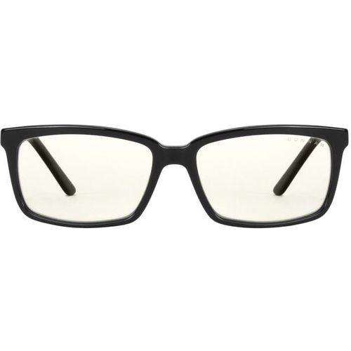 Gunnar - Haus Onyx Clear - Lunettes pour écrans - Monture noire et verres transparents - filtrent 35% - Photo n°2; ?>