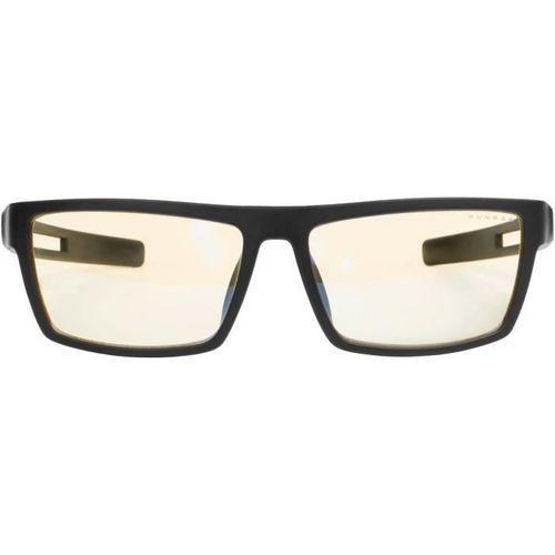 Gunnar - Valve Onyx - Lunettes gaming - Monture noire souple et légere et verres ambrés - filtrent 65% + réduction fatigue visuelle - Photo n°3; ?>