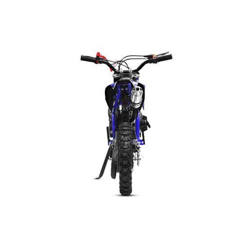 Moto cross 49cc Panthera 10/10 automatique bleu - Photo n°3; ?>