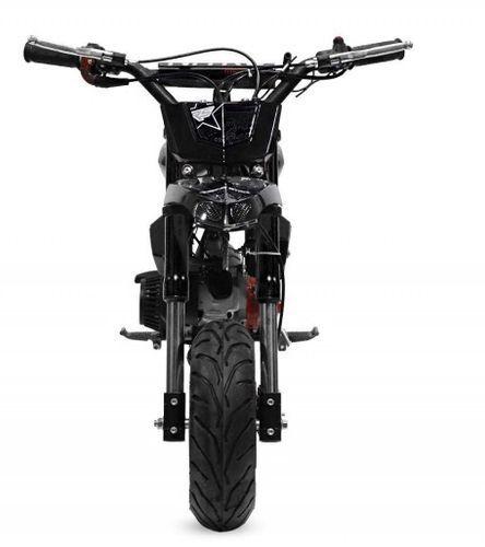 Pocket bike 49cc Sport Hobbit 6,5/6,5 noir - Photo n°3; ?>
