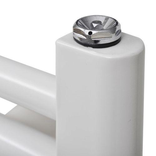 Radiateur Sèche-Serviettes Vertical pour Salle de Bain 500x1424mm - Photo n°3; ?>