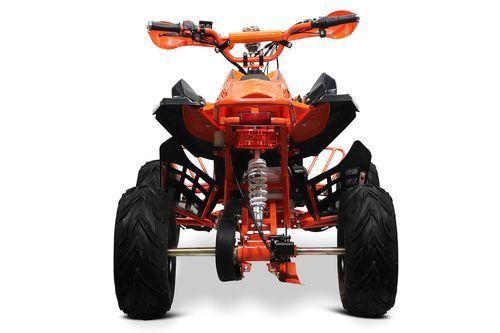 Speedy 1000W 48V rouge 7 pouces Quad enfant électrique - Photo n°3; ?>