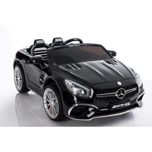 Voiture Electrique Enfant Mercedes SL 65 AMG - 12V - Roues gomme - MP3 - Photo n°2; ?>