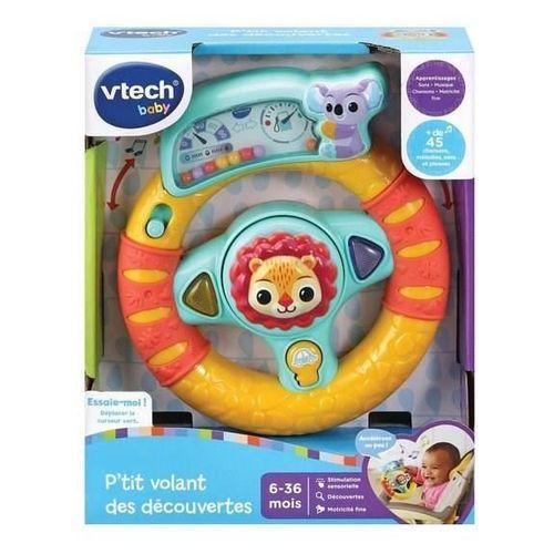 Vtech Baby - Jeu d'éveil P'tit volant des découvertes - 6 - 36 mois - Photo n°3; ?>