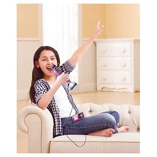 VTECH - Kidi Super Star Moov' - Micro Karaoké Enfant - Photo n°3; ?>