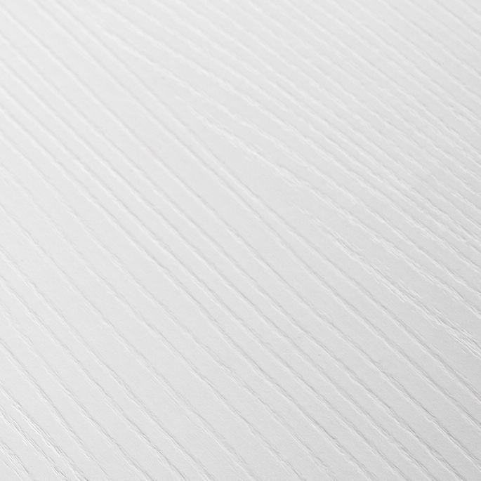 Armoire lit escamotable verticale avec canapé frêne blanc mat 160x200 cm Skoda - Photo n°6
