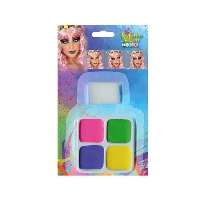 ATOSA Maquillage Carnaval 20x12 cm - Photo n°1