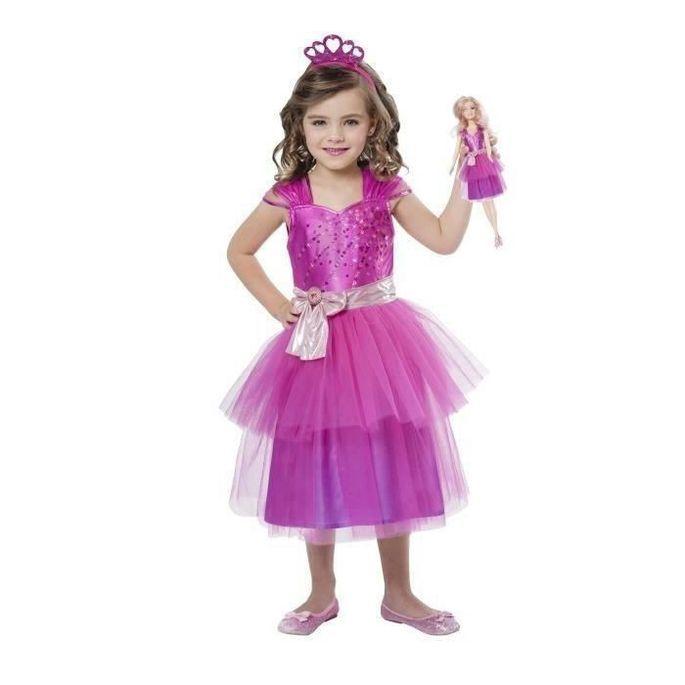 Barbie Pri& Mini M 8/10 ans - Photo n°1