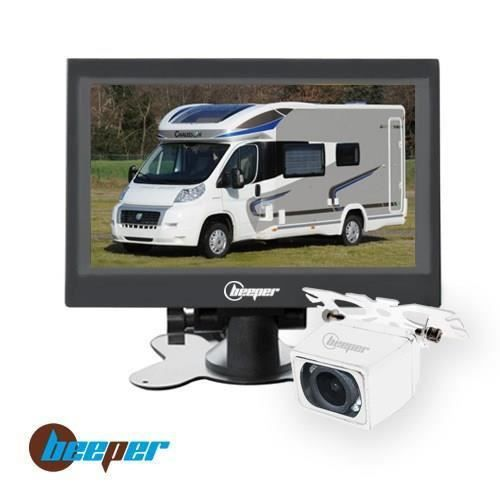 BEEPER Caméra de Recul Ecran 7 RW7-B - Photo n°1