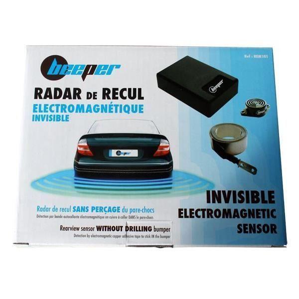 BEEPER Radar de Recul Electromagnétique REM101 - Photo n°2
