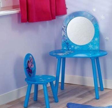 Chaise de rangement avec chaise Reine des neiges Disney - Photo n°2