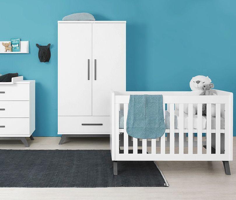 Chambre complète bébé Levi 3 pièces - Photo n°1