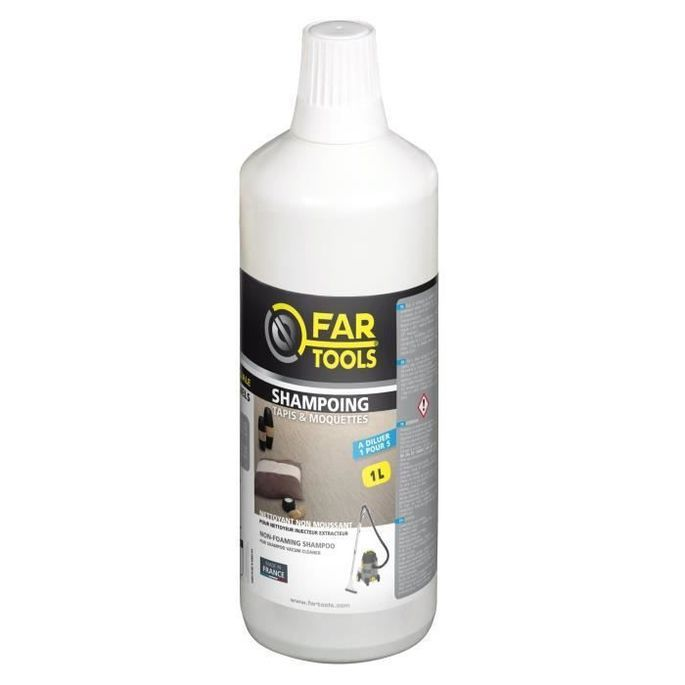 FARTOOLS Shampoing moquette parfumé - Photo n°1