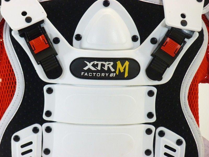Gilet de protection rigide enfant pour moto et quad XTRM - Photo n°4