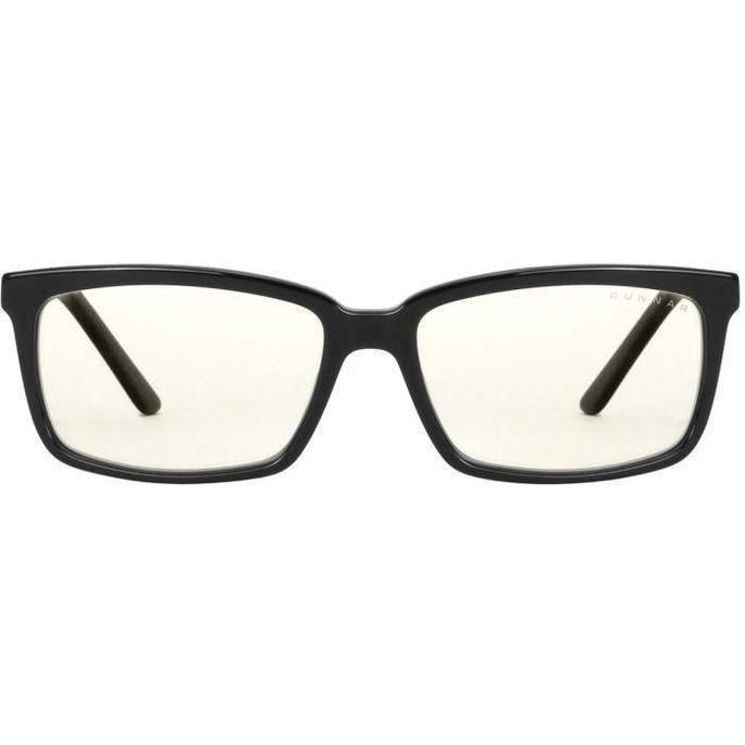 Gunnar - Haus Onyx Clear - Lunettes pour écrans - Monture noire et verres transparents - filtrent 35% - Photo n°2