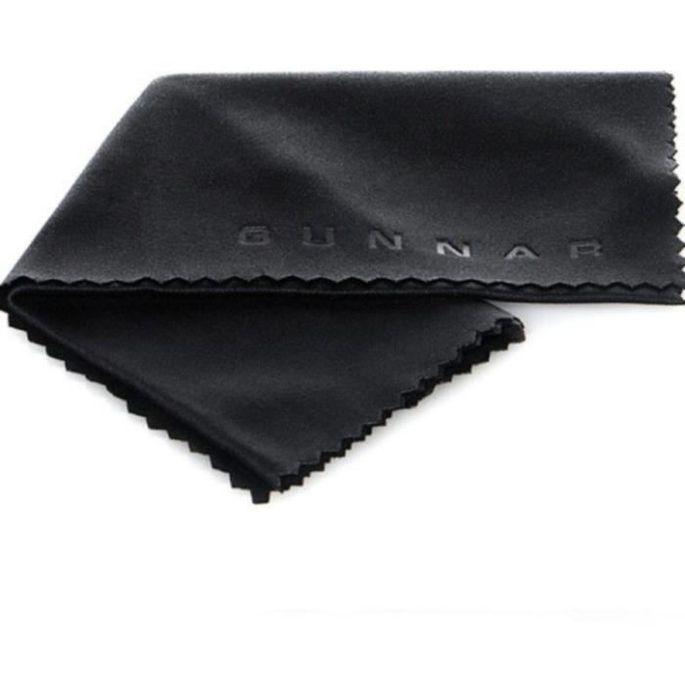 Gunnar - Kit de nettoyage spray et microfibre pour entretenirs vos lunettes pour écrans - Photo n°3