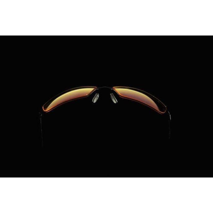 Gunnar - Vayper Lunettes gamer - Monture noire fine souple et verres ambrés - filtrent 65% + réduction fatigue visuelle - Photo n°5