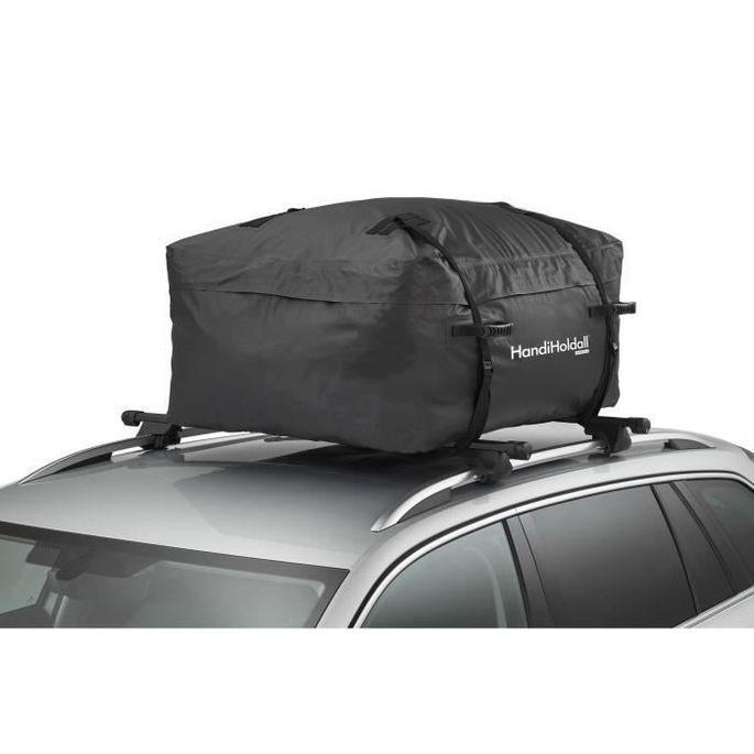 HANDIWORLD HandiHoldall 400 Litres - Coffre de toit souple - Pliable - Etanche - Noir - Photo n°2