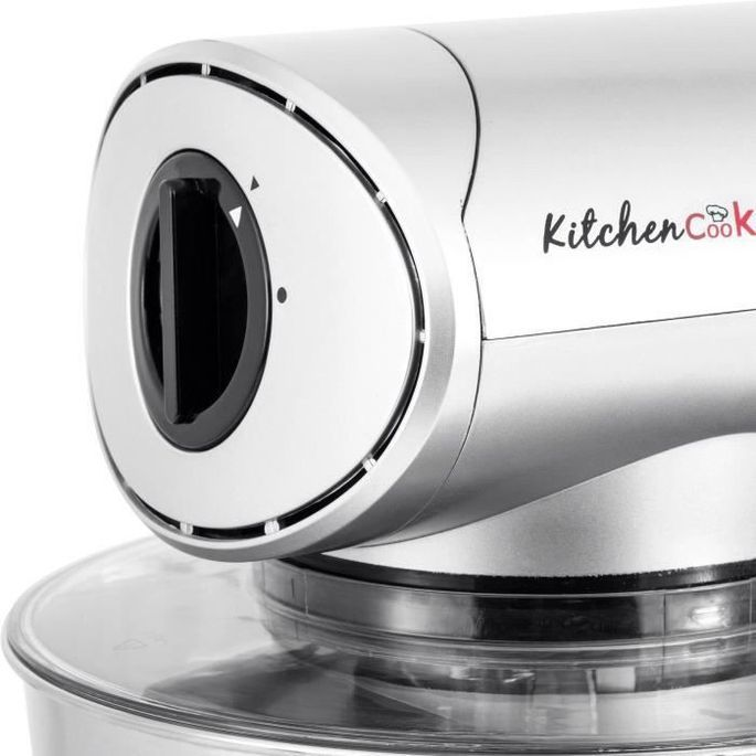 KITCHENCOOK AK80 Robot pâtissier V2 - Gris - Photo n°4