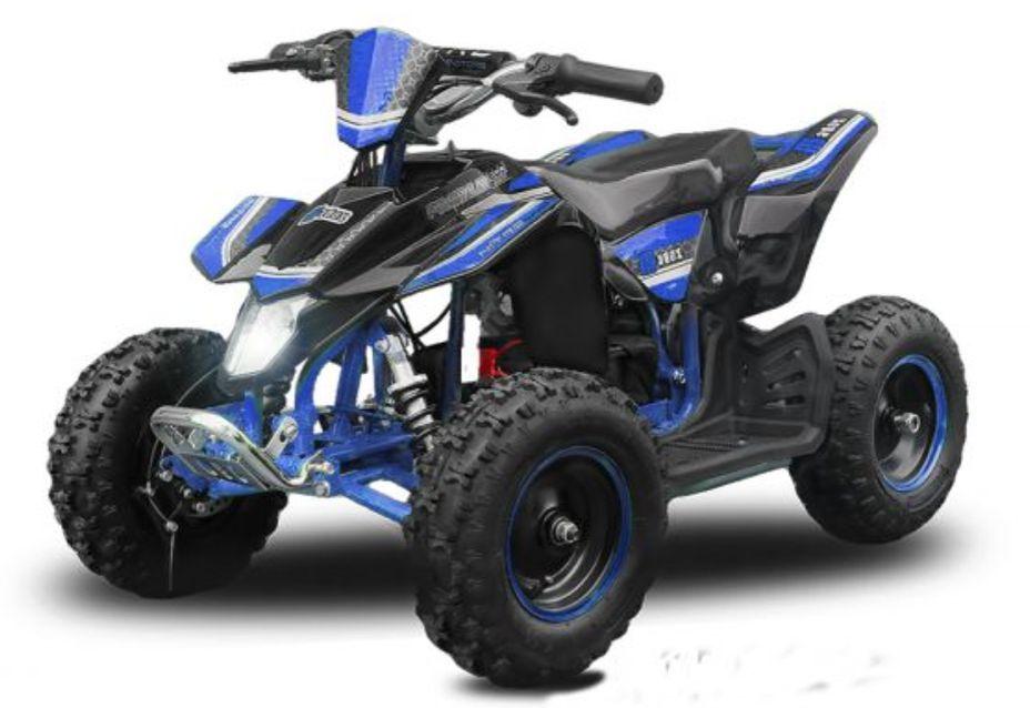 Madox premium 800W noir et bleu 4