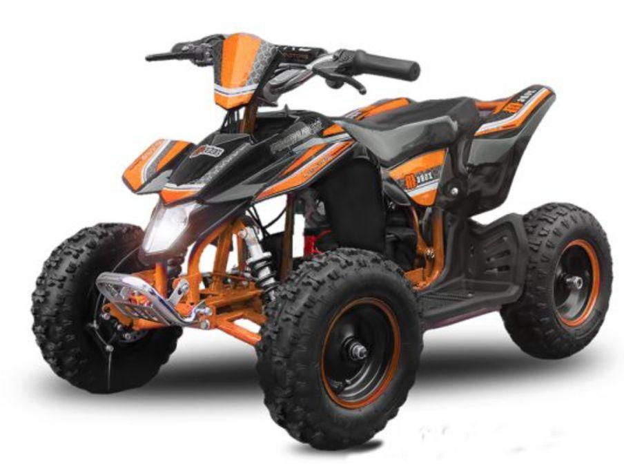 Madox premium 800W noir et orange 4