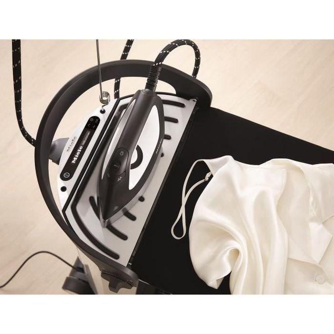 MIELE Centre de repassage Fashion Master B 3312 - 3,5 bars - 2200 W - 1,25 L - Gris - Photo n°5