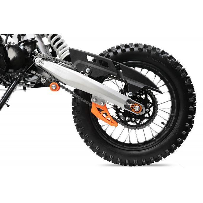 Moto cross 125cc automatique 17/14 vert Sprinter - Photo n°13
