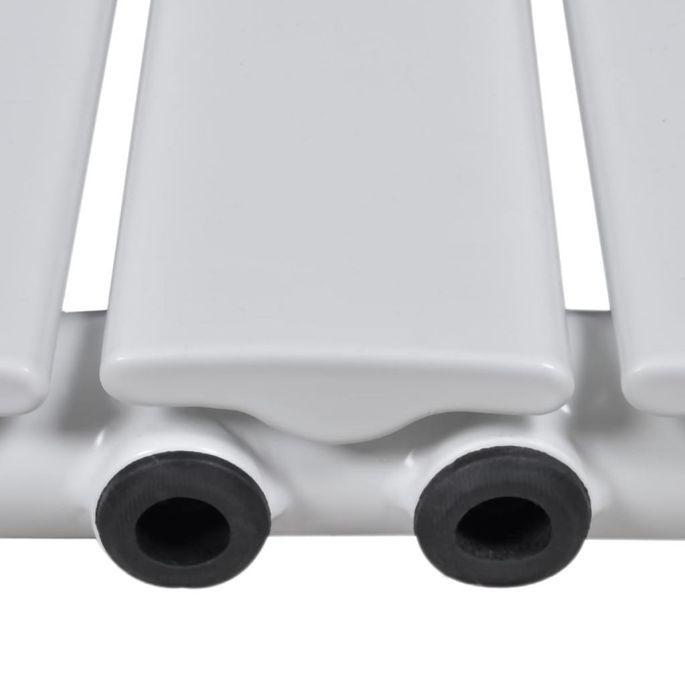 Panneau de chauffage Blanc 542 mm x 900 mm - Photo n°4