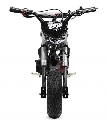 Pocket bike 49cc Sport Hobbit 6,5/6,5 noir - Photo n°4