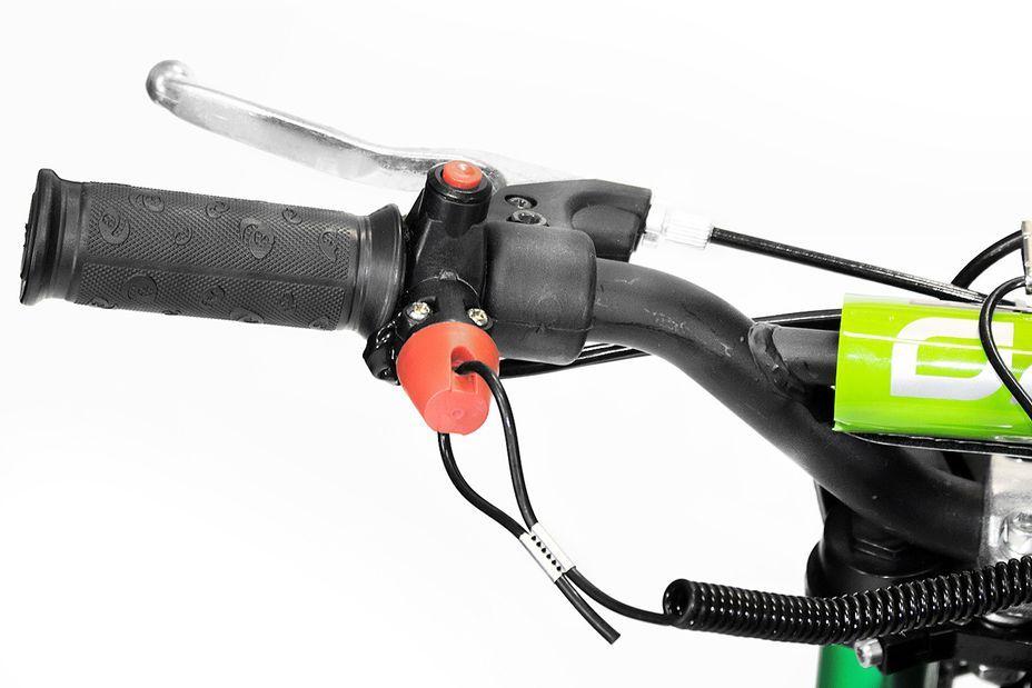Pocket bike 49cc Sport Hobbit 6,5/6,5 noir - Photo n°10