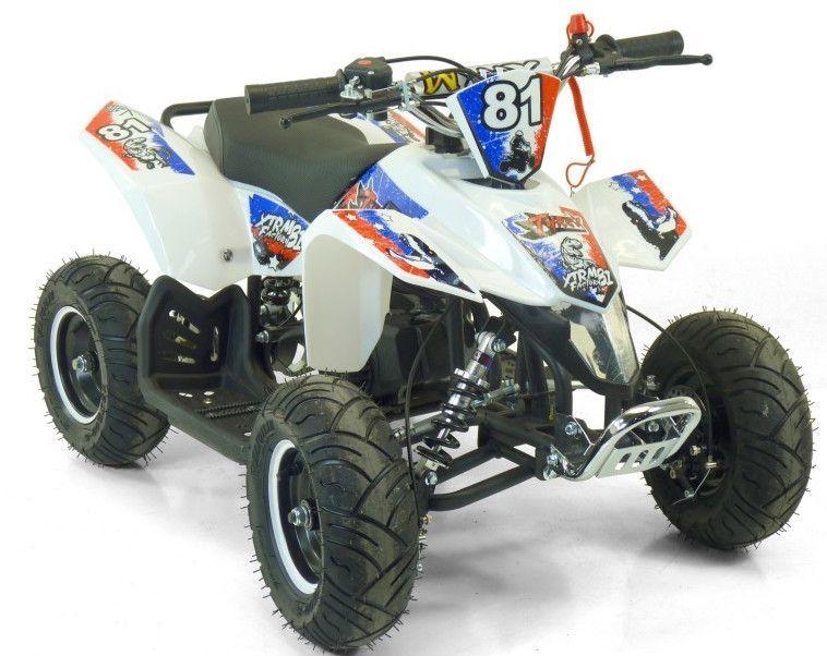 Pocket quad électrique Tyrex 500W 4