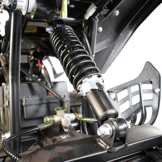 Quad électrique ado KX 750W brushless (1200W) vert - Photo n°9