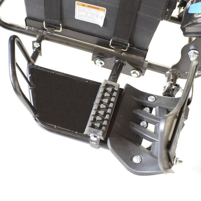 Quad électrique ado KX 750W brushless (1200W) vert - Photo n°12