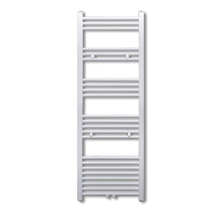 Radiateur Sèche-Serviettes Vertical pour Salle de Bain 500x1424mm - Photo n°2