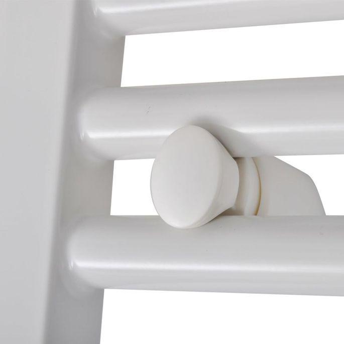 Radiateur Sèche-Serviettes Vertical pour Salle de Bain 500x1424mm - Photo n°5